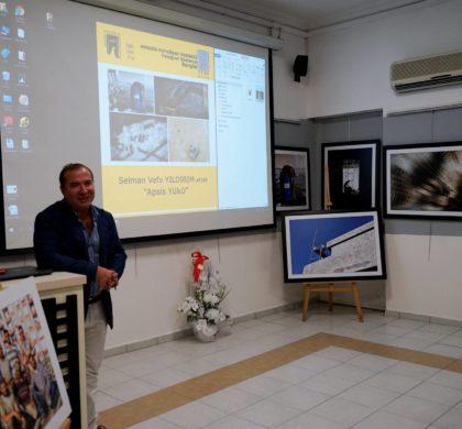 Selman Vefa YILDIRIM'ın, Apsis Yükü Fotoğraf Sergisi ve Gösterisi
