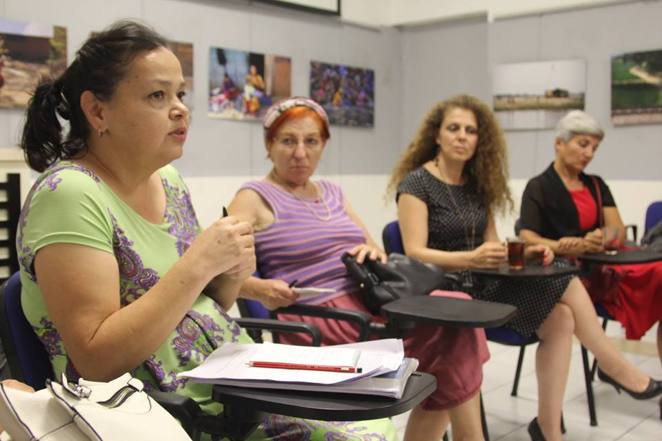 Kadin Kolektifi – 8 Mart Emekci Kadınlar Günü Çalışması