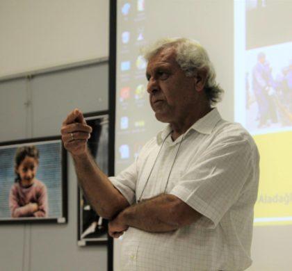 Mustafa TOR'dan İki Gösteri Birden…
