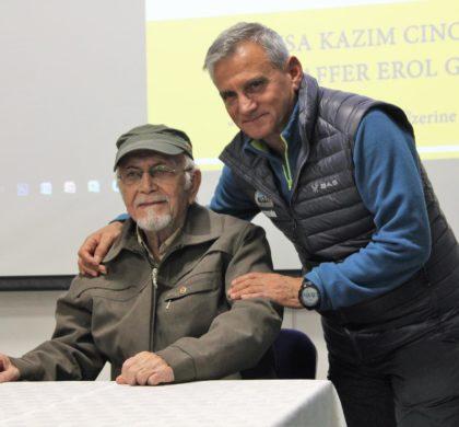 """Kasım 2017 Ayın Konuğu """"Muzaffer Erol GEZ ve Musa Kazım CINCIK"""""""