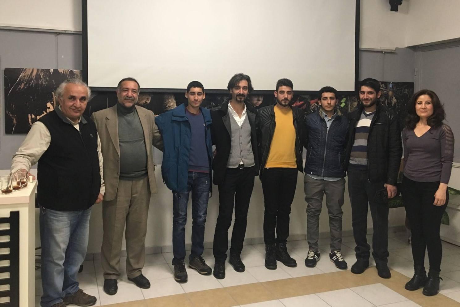 """Hülya KÜBLÜ, Selami TÜRK ve Zülfü GÜL'den """"CERE"""" Fotoğraf Gösterisi"""