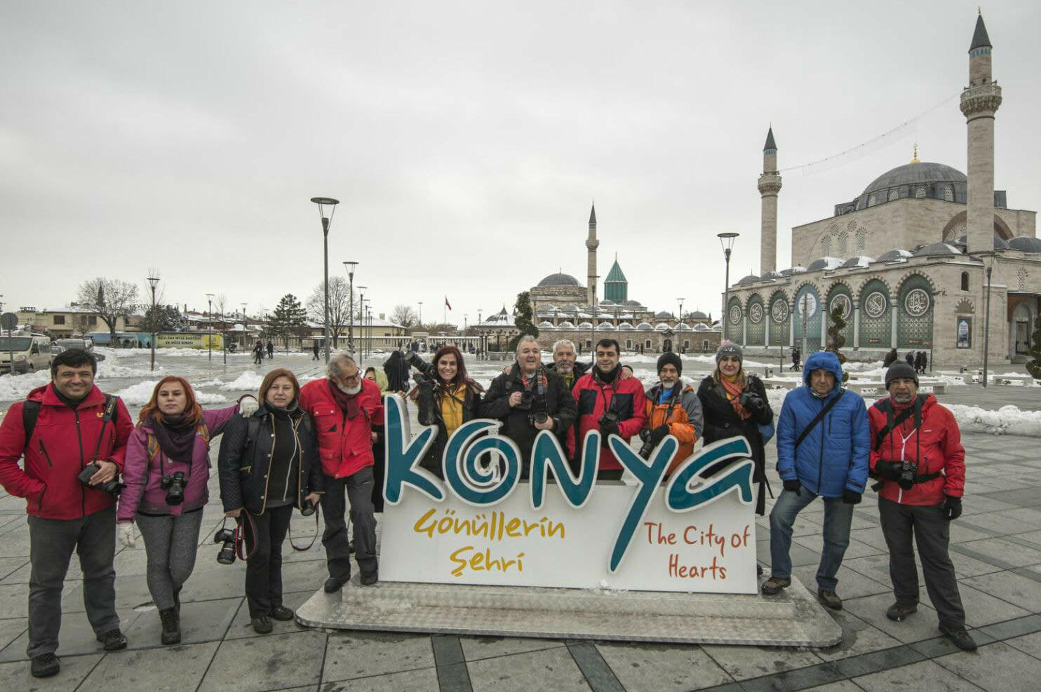Kemal TEKİN'den Gezi Güncesi (Konya)
