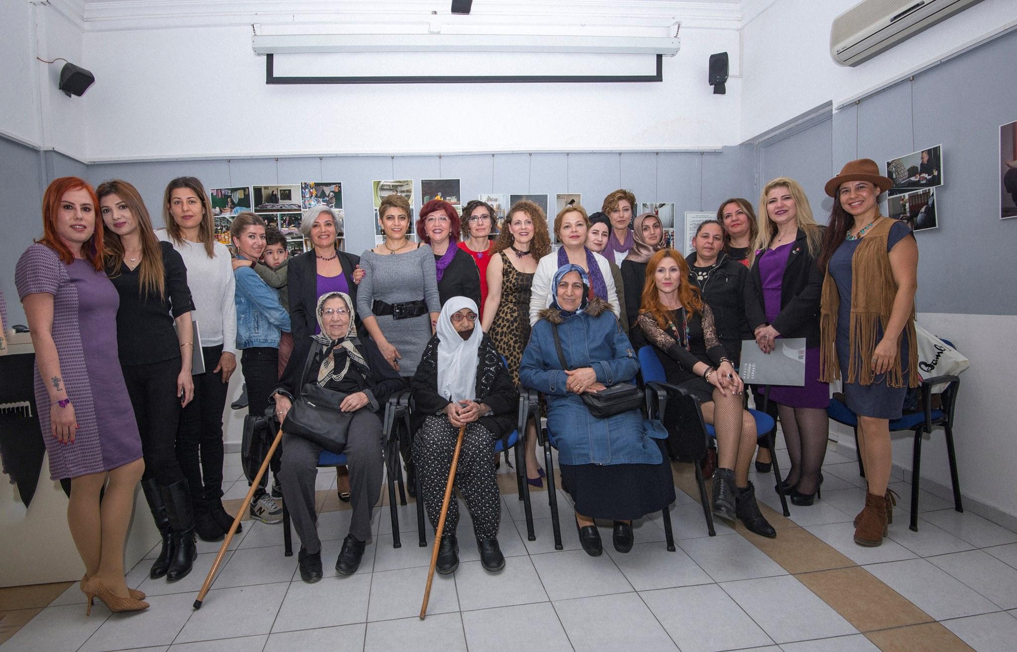 """MFD Kadın Kolektifi'nden """"Figüran"""" Fotoğraf Gösterisi ve Sergisi"""