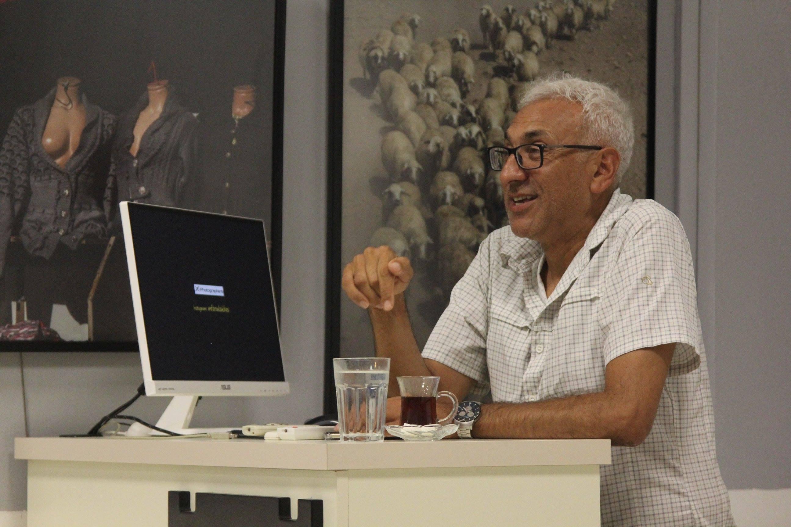 """Faruk AKBAŞ'tan """"Fotoğraf Ülkesi Türkiye"""" Fotoğraf Gösterisi"""
