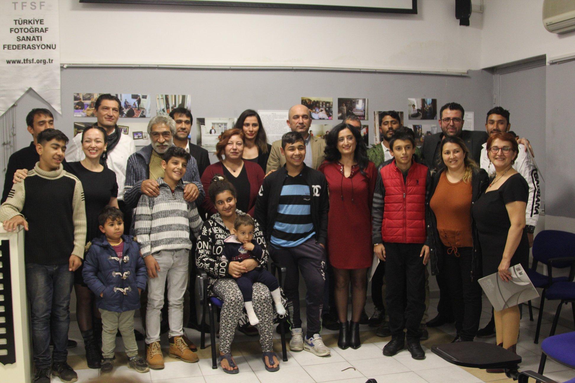 """20 Aralık 2018 – MFD Belgesel Fotoğraf Atölyesi """"Turgutreis'ten İnsan Hikayeleri"""""""