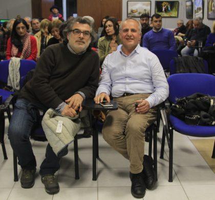 Aykan ÖZENER ve Yusuf ASLAN MFD'de